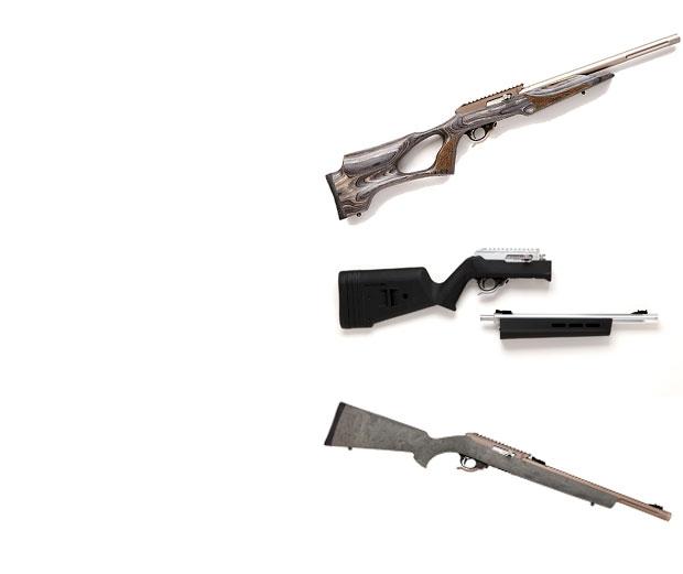 Rifles TS