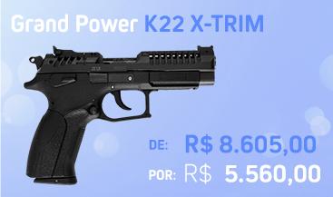 Grand Power K22 X-TRIM